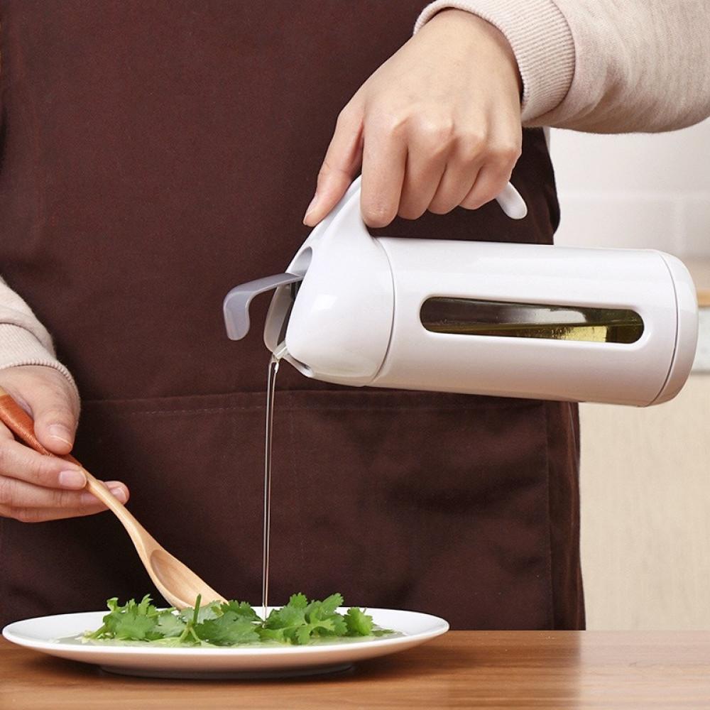 【Ready Stock】Olive Oil Vinegar Dispenser Bottle (Leak proof) 320ml / 620ml