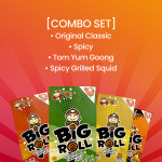 [Combo Set] Tao kae Noi Roll Seaweed HALAL (12+1 x 3g)