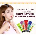 Green Tea BIOAQUA Moisturizing Anti-drying Exfoliating Hand Cream