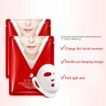 IMAGES Face Lift Firming 3D Facial Mask Lifting Firm Belt Powerful V Line Slimming Product Shaping face mask