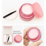 BIOAQUA Strawberry Lip Sleeping Mask Lipcare Moisture Replenishment Moisturizing Jelly Sleep Lip Film