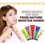 Grape Fruit BIOAQUA Moisturizing Anti-drying Exfoliating Hand Cream