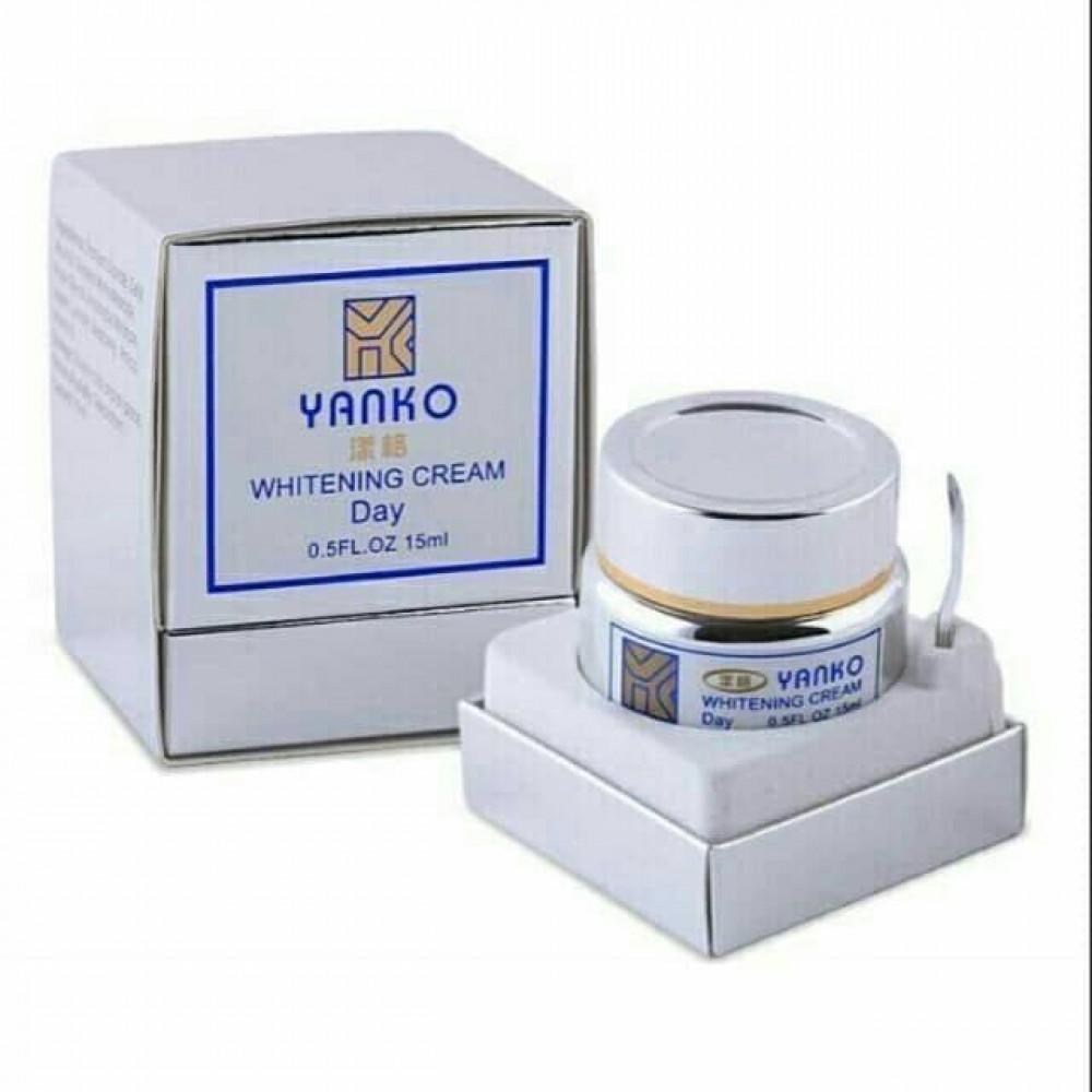 YANKO Whitening Cream for Day-Use 15ml.