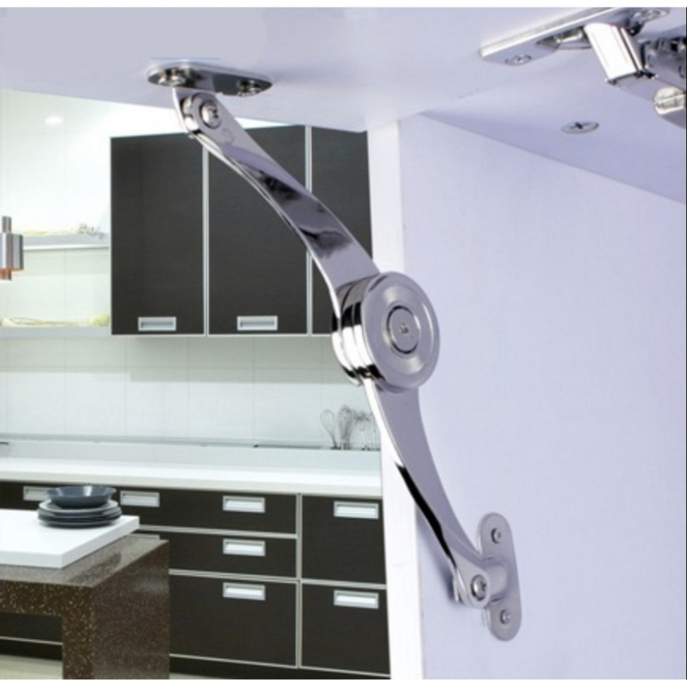[HK889] SOFT CLOSE Furniture Kitchen Cabinet Cupboard Door Cover Lid Hinge