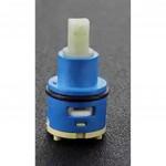 [HK842] 22mm Faucet Water Tap Diverter Valve Ceramic Stem Disc Cartridge
