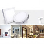 [HL211] 1 Year Warranty Surface Mount LED Ceiling Light Downlight 12W Daylight