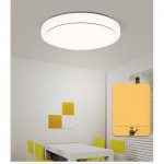 [HL111] 1 Year Warranty Stylish LED Ceiling Light Downlight 12W Daylight White
