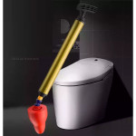 [OD118] Inflator Air Pump Plunger Toilet Sink Drain Pipe Clog Cleaner Remover