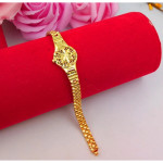 [PT236] Luxury Alluvial Gold Charm Bracelet Jewelry / Rantai Tangan Emas