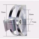 [HB814] Adjustable Aluminium Handbrause Shower Head Holder Bracket