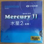 Yinhe Galaxy Mercury II table tennis rubber