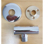 """[HB216] Wall Mounted G½"""" Shower Pipe Connector"""