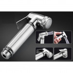 [HB286] Classic Rain Shower Set with Bidet Spray For Water Heater / Square