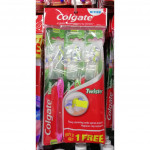 COLGATE TWISTER MEDIUM ( BUY 2 GET 1 @ 1PCS)