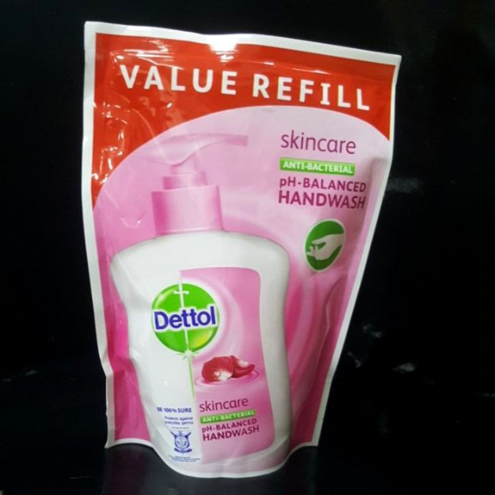 dettol hand wash pouch (refill ) 225ml