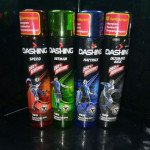 DASHING PERFUME BODY SPRAY 120ML