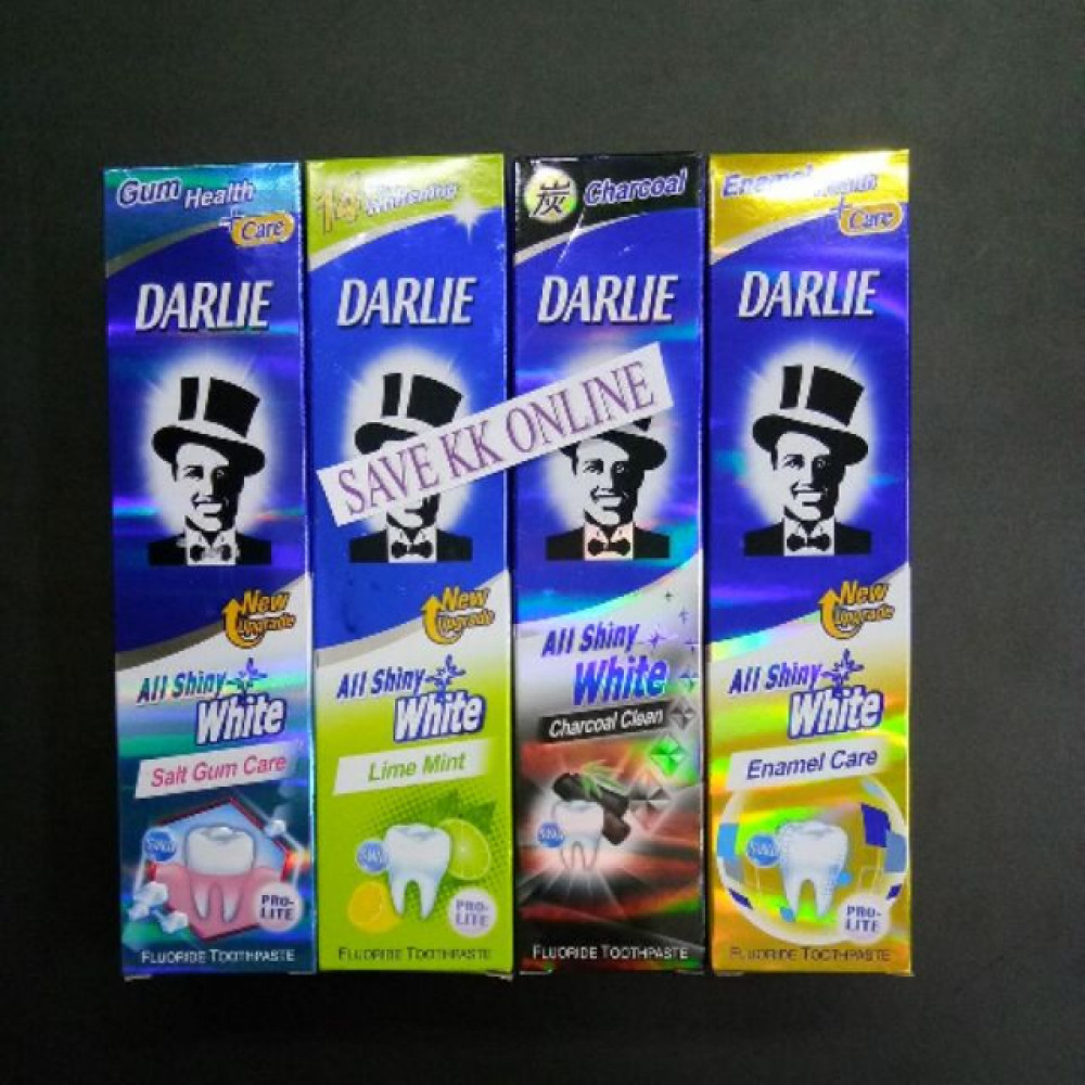 DARLIE ALL SHINY WHITE TOOTHPASTE 140G