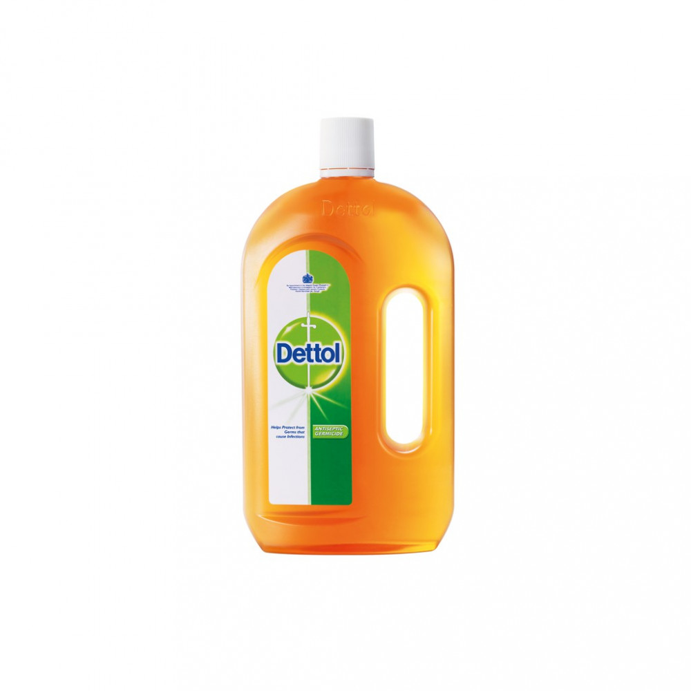 DETTOL ANTISEPTIC GERMICIDE 500ML / 750ML