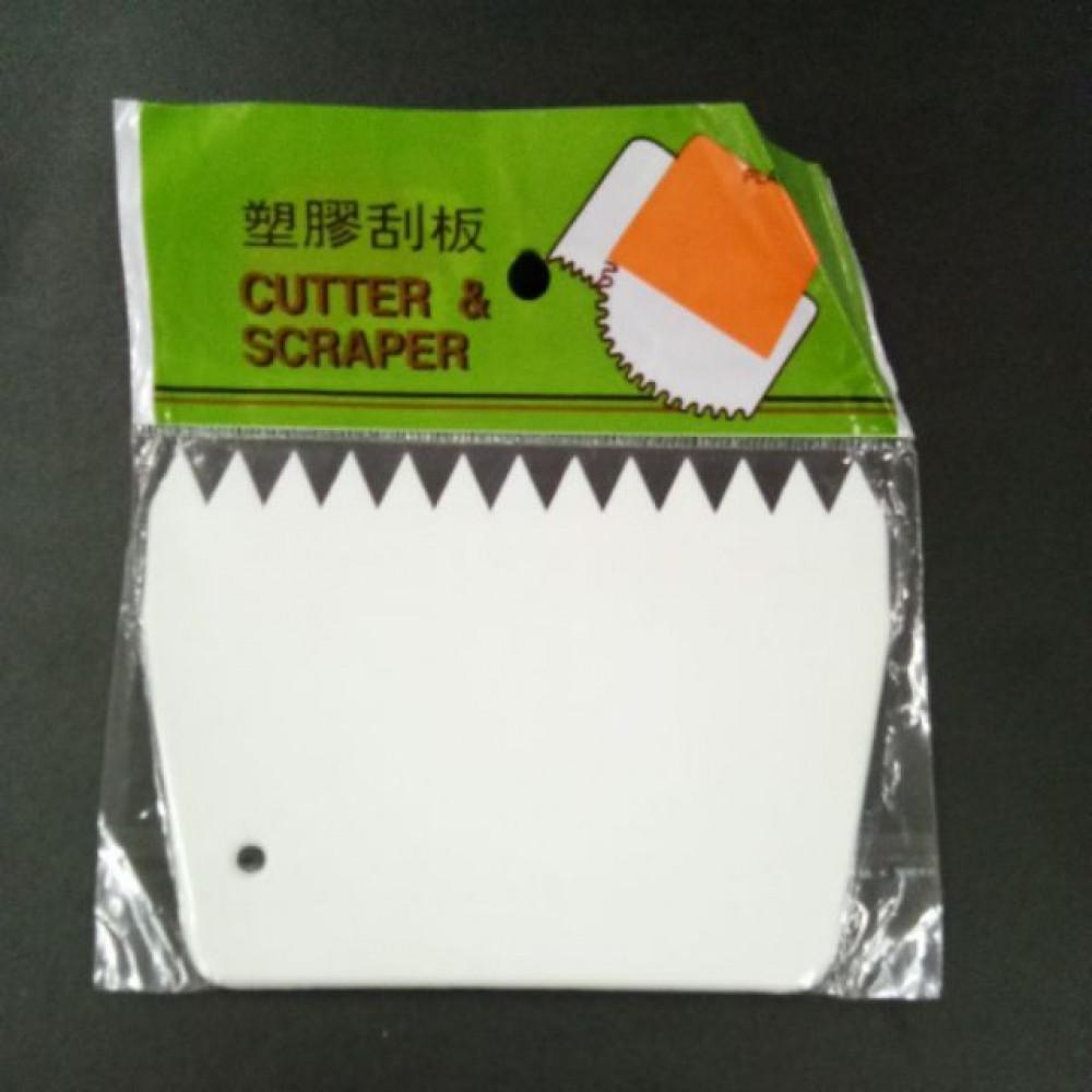 CLEAR STOCK CUTTER & SCRAPER KY4368