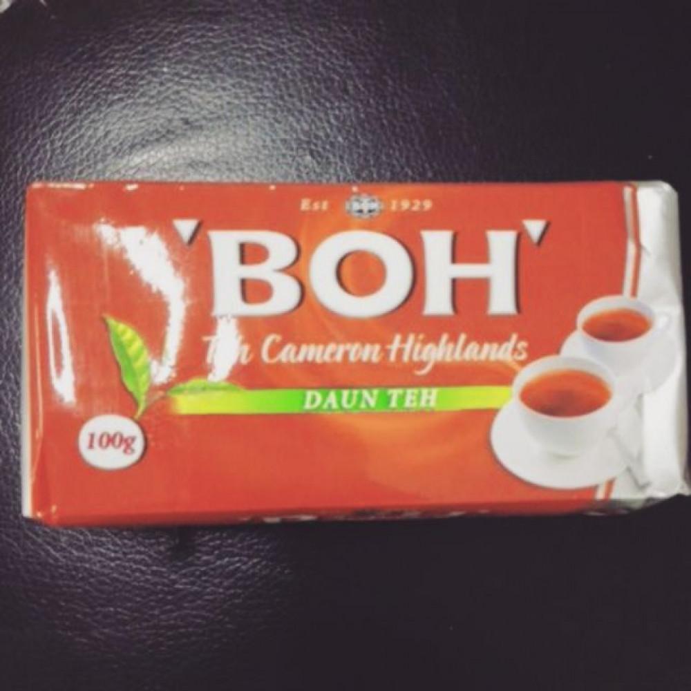 Boh tea (daun tea) 100g