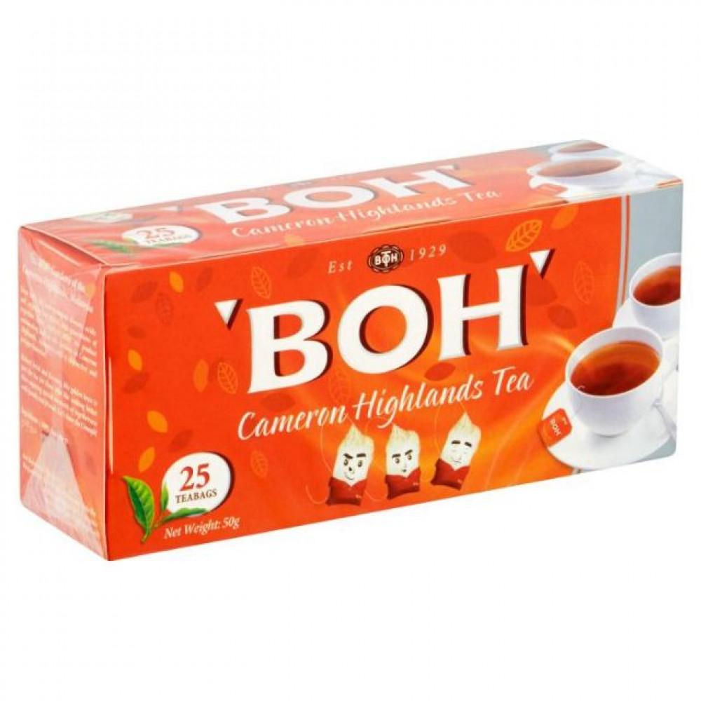Boh cameron highlands tea (25 teabags)