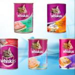 Whiskas Adult Mix food 400g