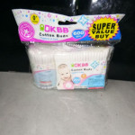 OK BB COTTON BUDS SUPER VALUE BUY 600 TIPS