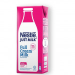 Nestle Just Milk Full Cream 1L