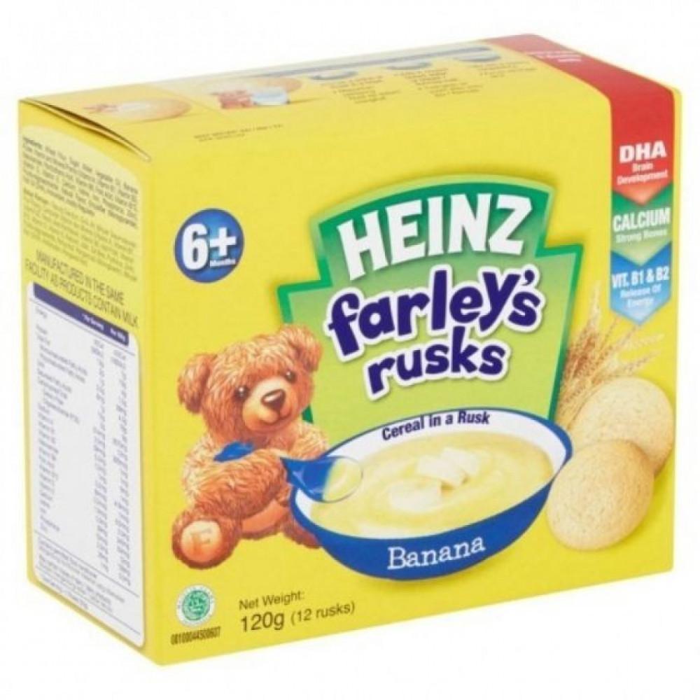 Heinz Farley's Rusks Banana 120g