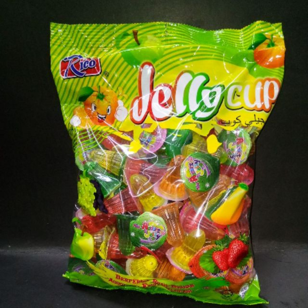 RICO JELLY CUP 100'S