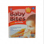 Take one Baby Bites Carrot Rice Rusks 50g