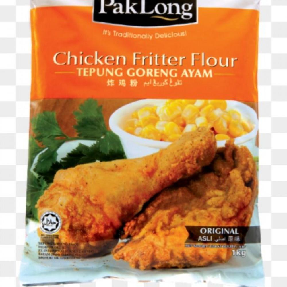 Pak Long Chicken Fritter Flour 1kg