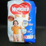 HUGGIES DRY PANTS SILVER