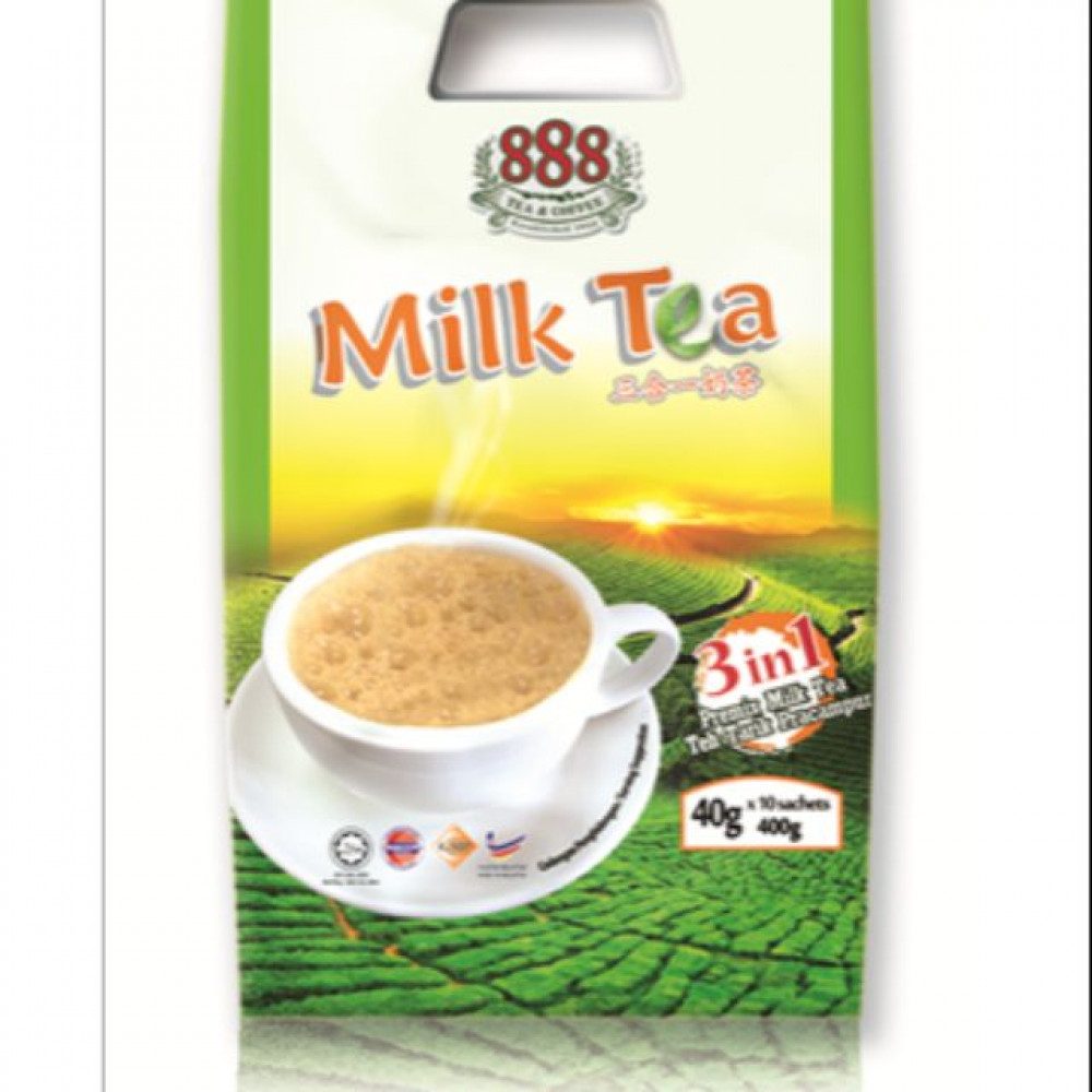 888 TEH TARIK 3IN1 10X40GM