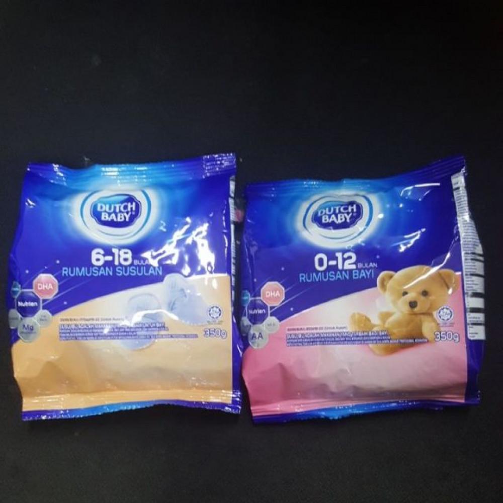 DUTCH BABY RUMUSAN BAYI 350g (0-12/ 6-18) -NEW PACKING