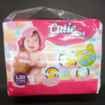 CUTIE DRY TAPE (Small Pack)
