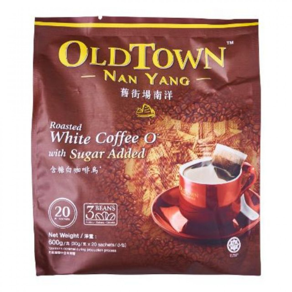 Oldtown nan yang white coffee 2in1( 30g x 20sac )