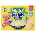 Heinz Farley's Rusks Banana 240g