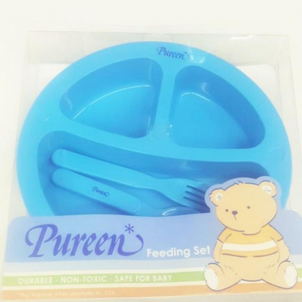 PUREEN FEEDING SET BABY