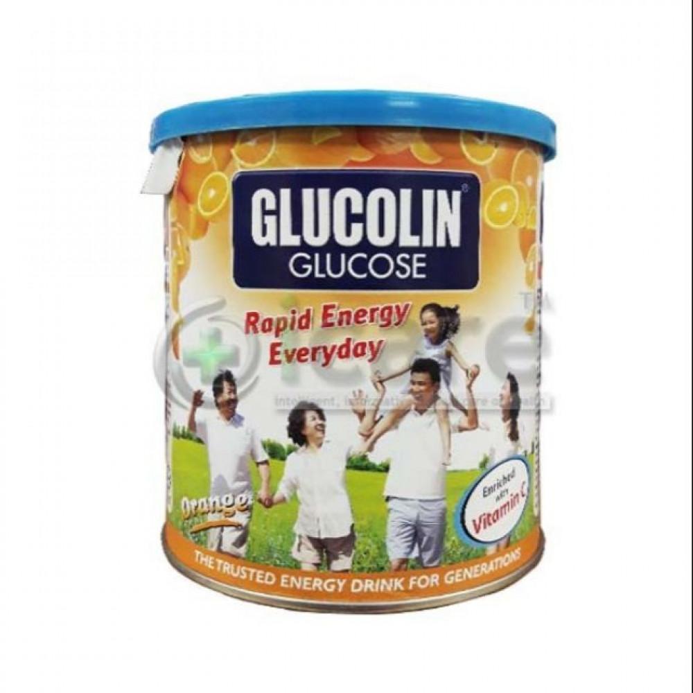 GLUCOLIN GLUCOSE ORANGE 420GM