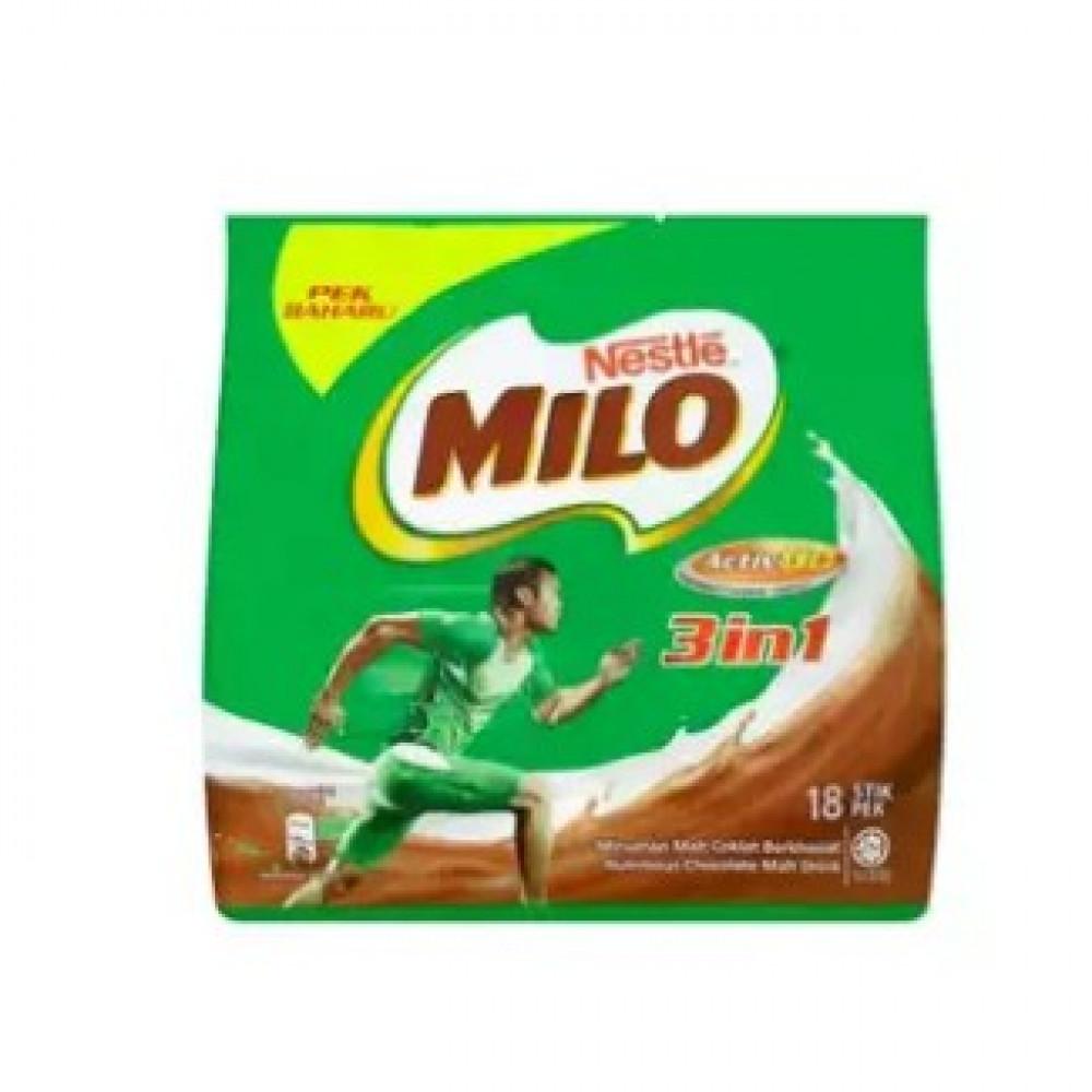 Nestle Milo 3in1 (18sx33g)
