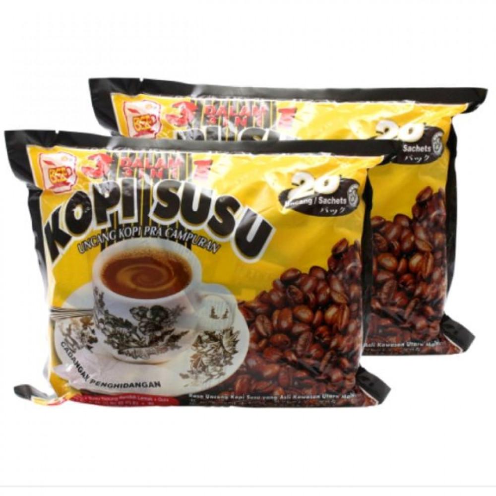 Bee 3in1 Kopi Susu 20x38g coffee