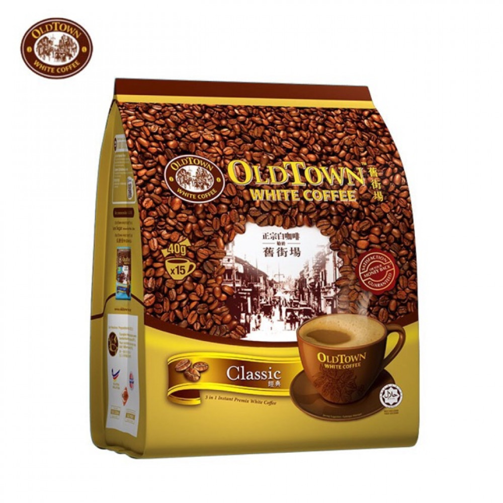 OldTown White Coffee 3in1 Classic (40g x 15)