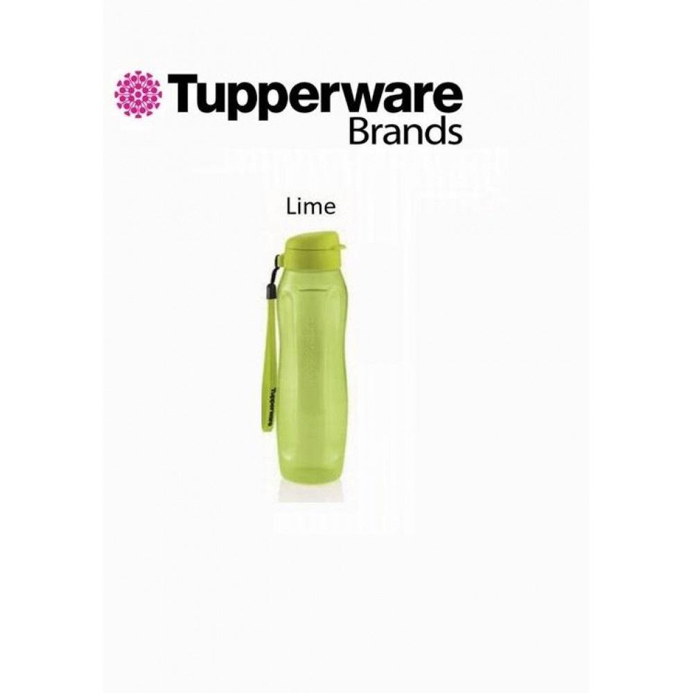 Tupperware Slip Eco Bottle 1L With Strap