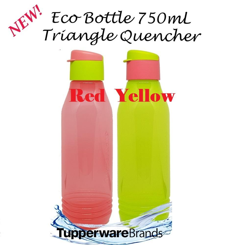 Tupperware Triangle Quencher Eco Bottle 750ml