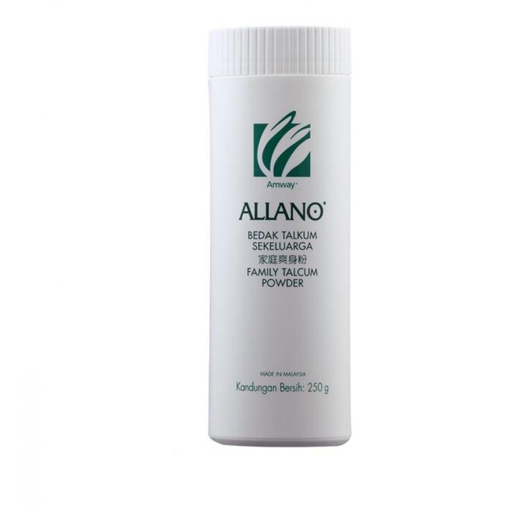 Amway ALLANO Family Talcum Powder (250g)