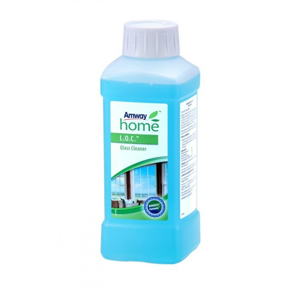 Amway LOC Glass Cleaner (500ml)