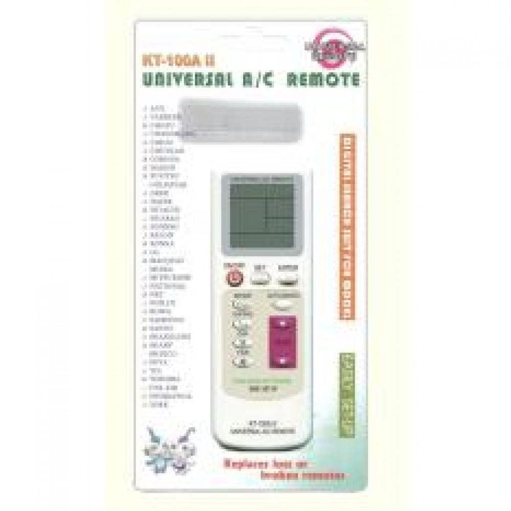 UNIVERSAL AIRCON REMOTE CONTROL KT-100A II