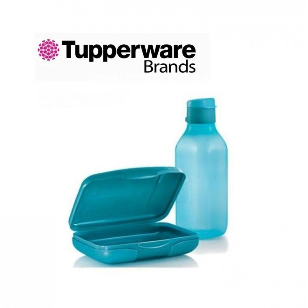 Tupperware Compact Lunch Set