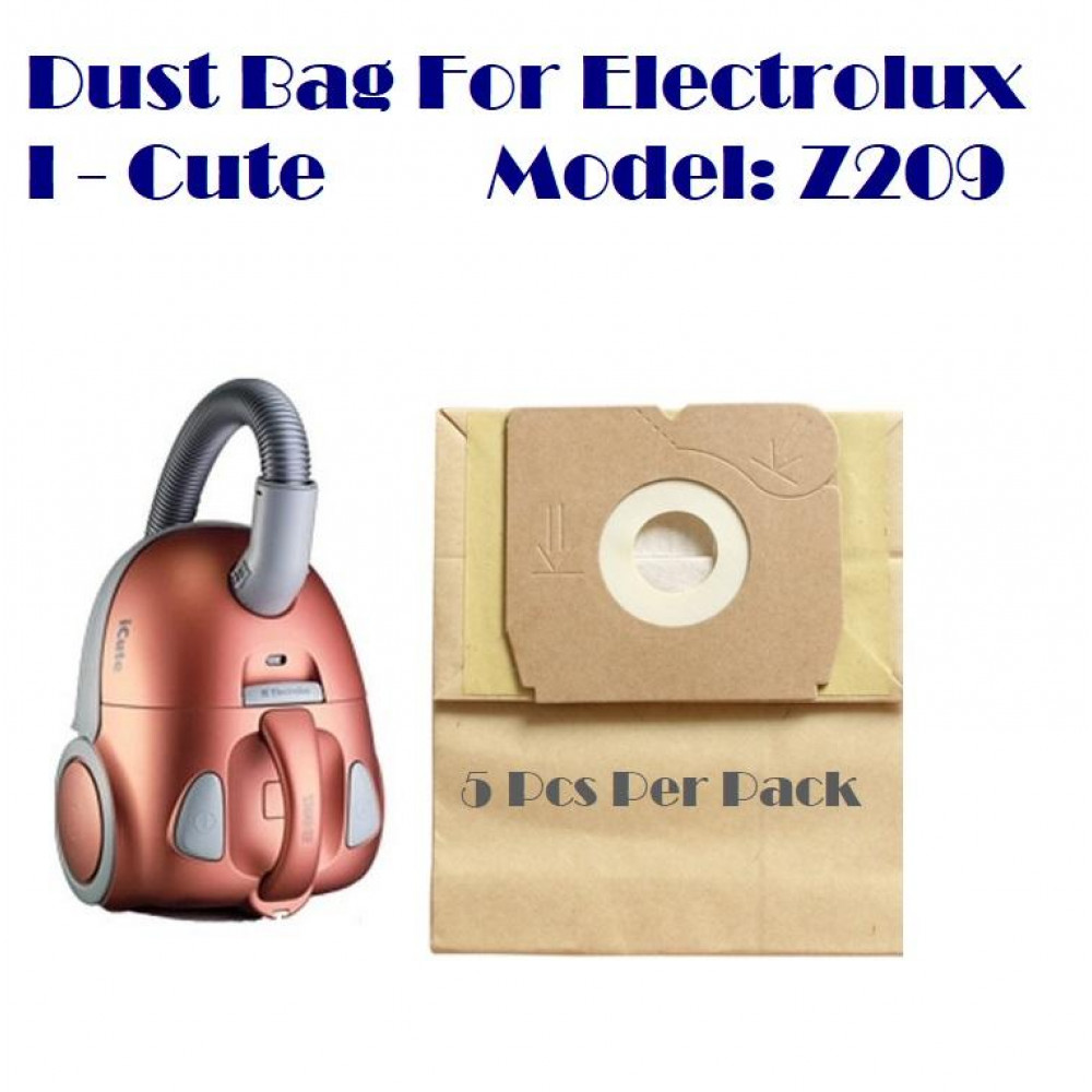 Dust Bag For Electrolux Vacuum Cleaner I Cute - Z209